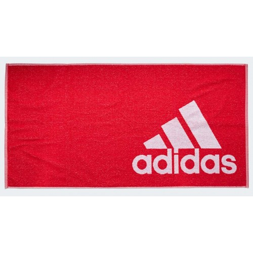 Adidas Handduk 140x70cm Röd