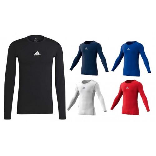 Adidas Techfit Shirt Longsleeve