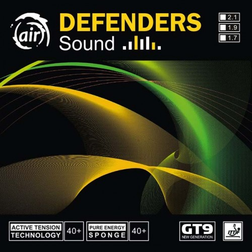 Air Defenders GT9 Sound