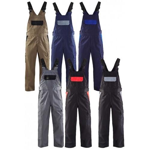 Blåkläder Hängselbyxa Industri