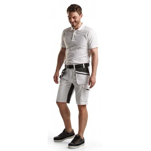 Blåkläder Målarshorts Stretch Extra