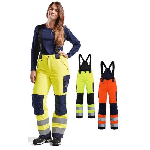 Blåkläder Vinterbyxa Varsel Dam