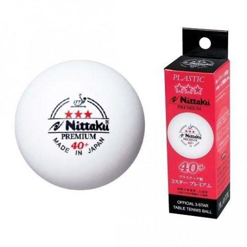 Nittaku boll Premium XXX 3-pack