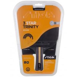 Stiga racket Trinity 3-star