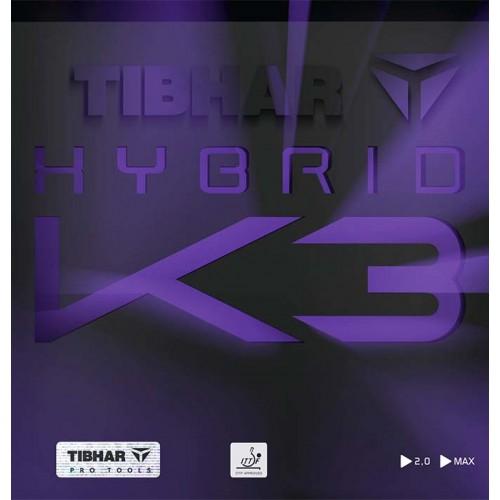 Tibhar gummi Hybrid K3