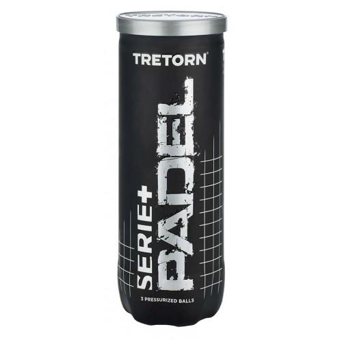 Tretorn boll Padel Serie Plus 3-pack