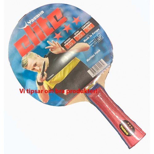 Yasaka racket Elite 3-star